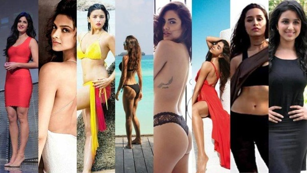 11 Most Hottest And Sexiest Bollywood Actress Hot Bikini Pics